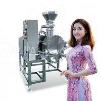 ALPA 10~850um API Medicine Ultrafine Grinding Impact Hammer Mill Progress