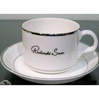 ceramic / porcelain / stoneware / bone china coffee mugs and saucers / coffee set thumbnail image