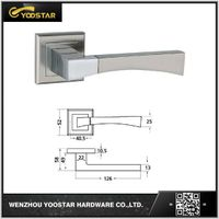 China aluminum door handle thumbnail image