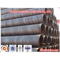 SSAW/spiral welded steel pipe