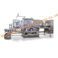 Pouch Packing Machine For Water liquid packing machine