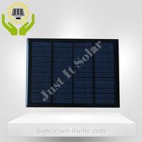 12V 100mA 1.2W Epoxy Resin Small Solar Cell