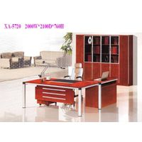 Office Furniture:New Modern Wooden Executive Desk thumbnail image