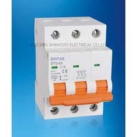 Sontune Sts-63 2p3p4p Miniature Circuit Breaker
