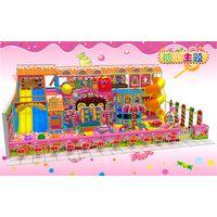 Manufacturers Amusement Center Wholesale Customized Kid Indoor Playground