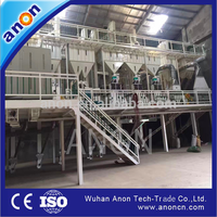 Anon 300 TPD price of rice mill machine