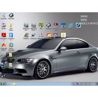 2017-9 BMW ICOM A1 A2 A3 HDD Software Rheingold ISTA