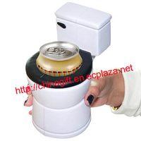 Toilet Beer Koozie thumbnail image