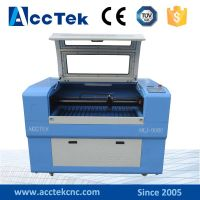 low price co2 laser machine AKJ6090