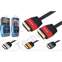 Multimrdia Cable Scart plug to Scart plug thumbnail image