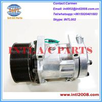 AC air compressor 24V 12PK for Caterpillar SD7H15-6095 0190504232 CAT372-9295