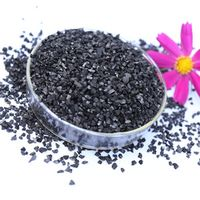 Coconut Shell Gold extracted activated carbon
