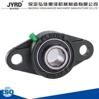 oval shape pillow block bearing ucfl206