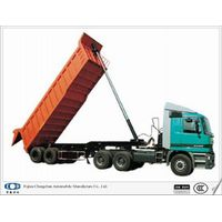 36 cbm dumper semi trailer