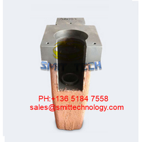 Gooseneck for zinc hot chamber die casting machine