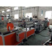 Good quality oem pc profile extrusion making machine rigid pvc profile extrusion line thumbnail image