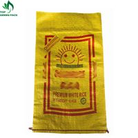 China Polypropylene pp woven sack trash bag/construction woven bag