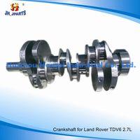 auto parts Crankshaft for Land Rover Discovery Range Rover 5 Tdv6 306dt/V6b44 2.7L/3.0L thumbnail image
