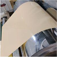 food grade hips plastic sheet for blister pack 0.5mm hips sheet rolls