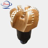 8 1/2''PDC drill bit for gas oil water well drilling