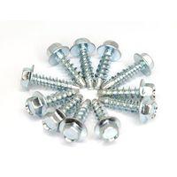 Pan head phillips self drilling screws