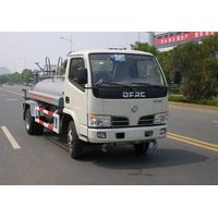 Dongfeng double rear axle water vehicle