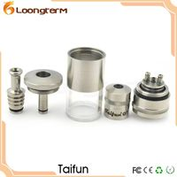 2014 Big Capacity 5.0ml Stainless Steel Taifun GT Atomizer