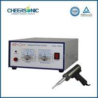 HG28-W1000 Handle Ultrasonic Spot Welding Machine thumbnail image