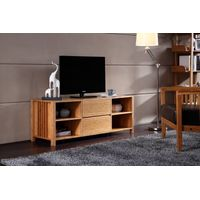 Comfortable practical  bamboo TV cabinet