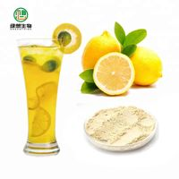 Fresh organic lemon extract freeze dried lemon juice powder thumbnail image