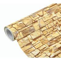 Waterproof Brick Design Self Adhesive PVC Film