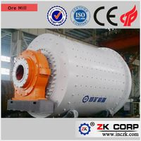 Rod Mill For gold Ore Grinding