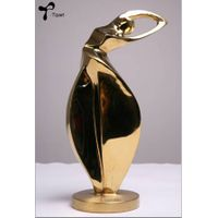 Trophy Stainless Steel Sculpture thumbnail image