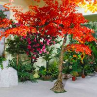 artificial maple tree for garden home decoration