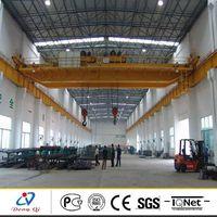 high quality double girder hoist EOT crane 10t price thumbnail image