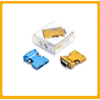 HOT SALE HDMI female to VGA male Adapter( with Audio output) thumbnail image