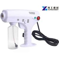 YG Electric Disinfectant Spray Gun/Car Fogging UV Sterilizer Machine/Handheld Spray Gun/ thumbnail image