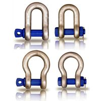 Large WLL shackle from China manufacturer