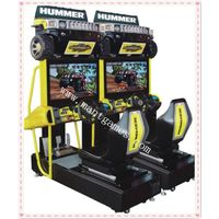 Popular amusement hummer racing machine thumbnail image