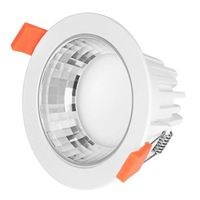 EWAY 5 Yrs warranty AC driverless led downlight 10w 90mm hole cutout