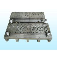 customed metal stamping die automotive stamped parts