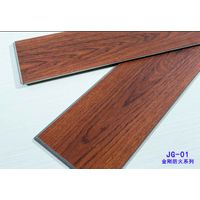 Wholesaler price supply vinyl plank 10mm SPC fireproof click flooring thumbnail image