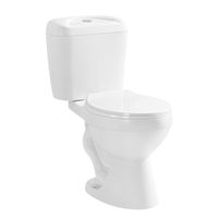 Siphonic two piece water closet bathroom toilet sanitary ware