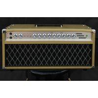 Professional Deluxe Tube Guitar AMP Head 100W Dumble AMP SSS Steel String Singer Valve Amplifier thumbnail image
