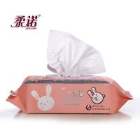 Professional screen cleaning paper and ph care pocket wet wipes with customized logo