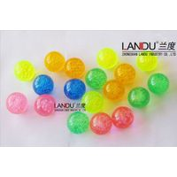 High quality customized acrylic round bubble balls