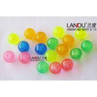 High quality customized acrylic round bubble balls