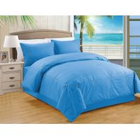 Sateen Stripe Polyester cotton Comforter Set Bedding Set