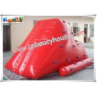 Water park inflatable iceberg/inflatable water games