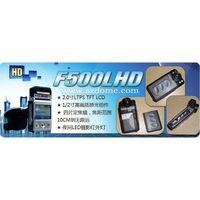 Hot-selling F500 720D 140 degree wide angle blackbox car dvr car recorder thumbnail image